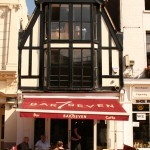 Bar7Seven on Chelmsford High Street