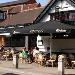 Pinchos tapas bar on Baddow Road