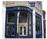 Pizza Express Restaurants in Essex