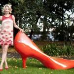 Kiwi SAFA Denise Van Outen Auction