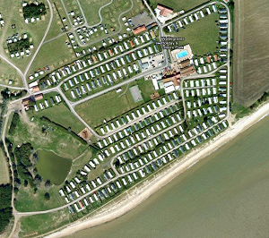 Essex holiday park by the beach