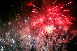 Essex Fireworks Displays – 2013