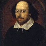 William Shakespeare portrait