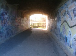 Chelmer Road Underpass