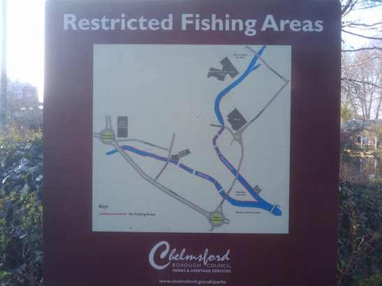 Fishing in Chelmsford