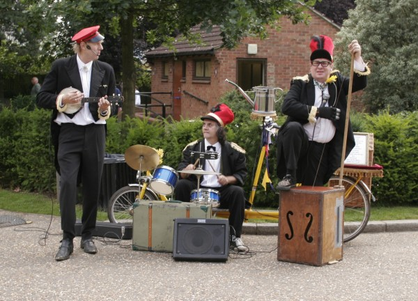 Music in the Chelmsford Museum Park