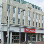he old Woolworths Store on Southend High Street