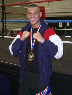 David Gould MMA Gold