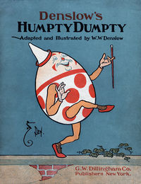 No More Humpty Dumpty At Brentwood Library