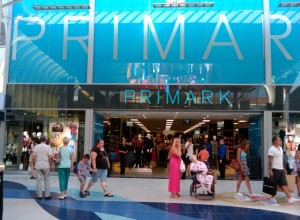 Chelmsford Primark in High Chelmer Shopping