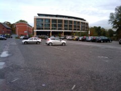 Site of the new John Lewis retail development in Chelmsford