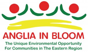 Anglia in Bloom Logo