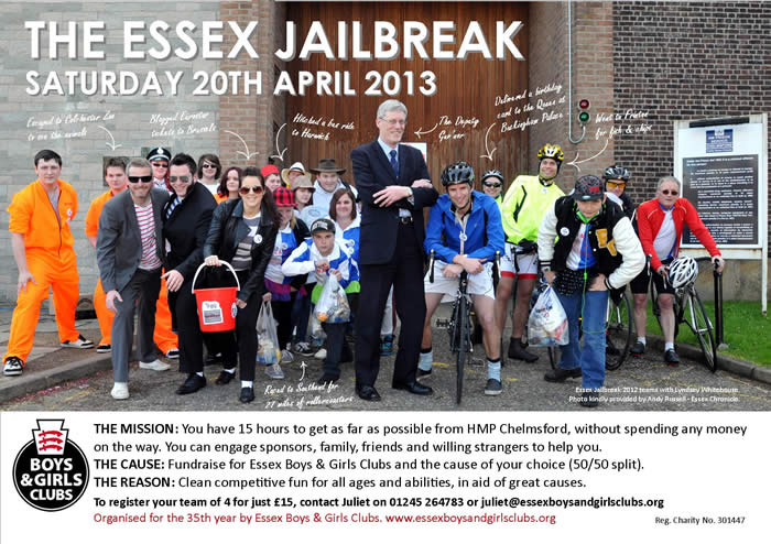 The Essex Jailbreak – Can You Escape from Prison?