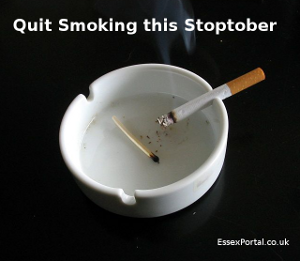 Stoptober - Help to Quit Smoking in Essex
