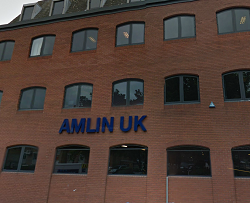Amlin UK office in Chelmsford