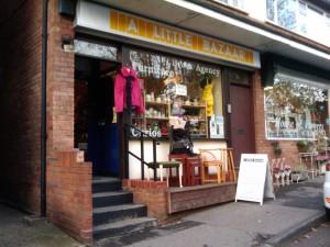 A Little Bazaar in Great Baddow on BBC TV
