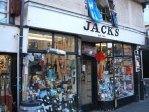 Jacks Famous Supplies Ltd in Colchester