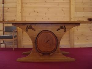 St Michaels altar