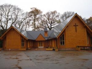 St Michaels and All Angels in Daws Heath Church