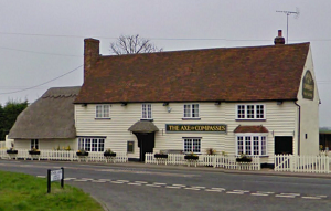 The Axe and Compasses Aythorpe Roding