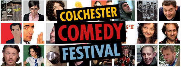 Colchester Comedy Festival – 18th to 30th April 2013