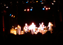 Fairport Convention at the Colchester Arts Centre