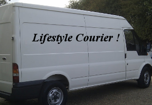 """Lifestyle Couriers"" Compete With Logistics Firms To Deliver The Internet To Your Door"