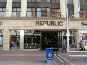 Republic Stores In Essex May Close Down