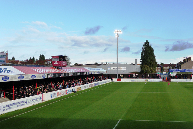 Dagenham Football Stadium