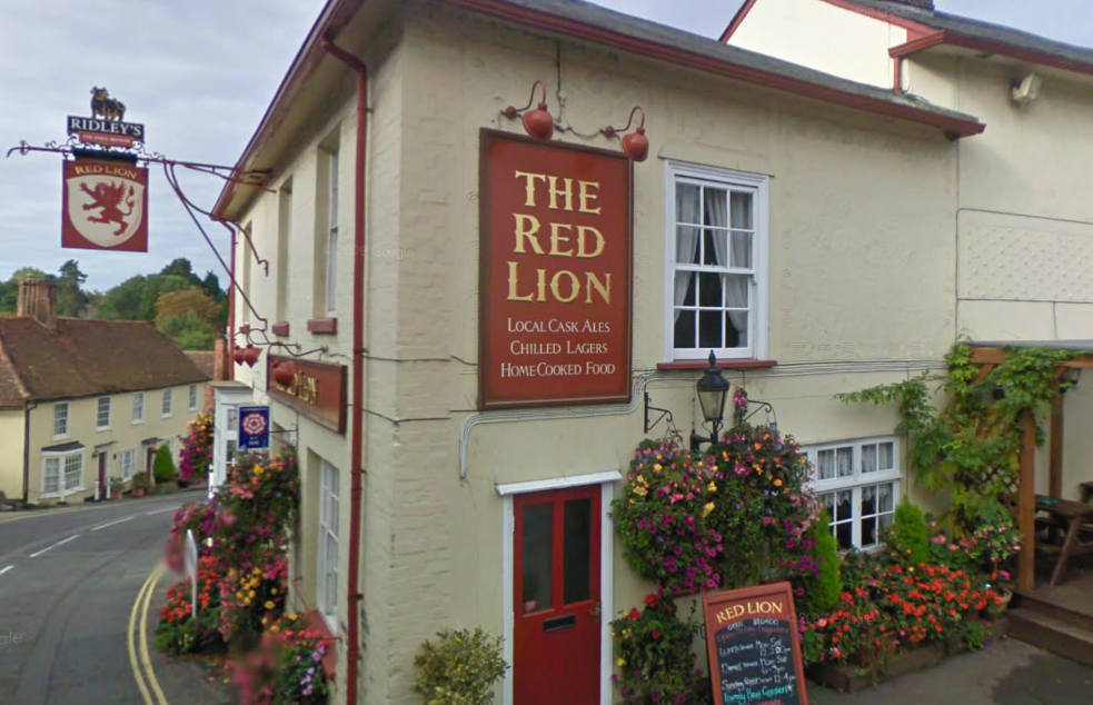 Red Lion in Finchingfield