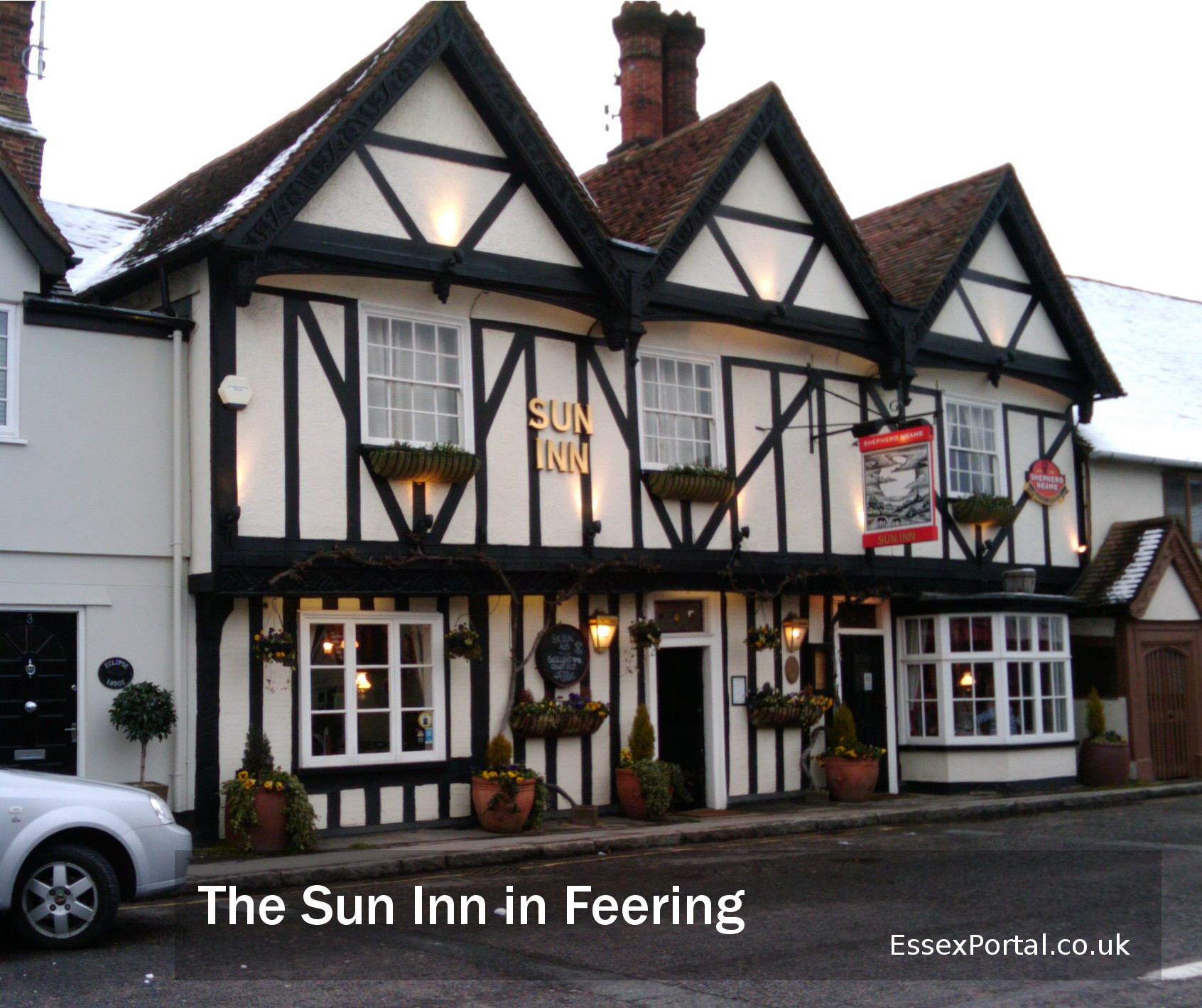 The Sun Inn in Feering