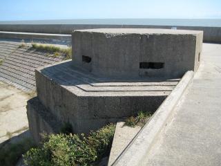 Essex coastal pill box