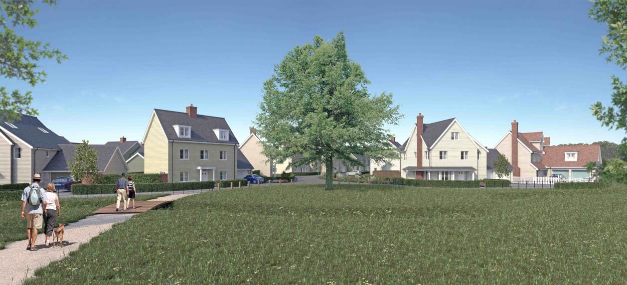 North Chelmsford: Beaulieu