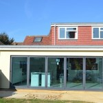 Essex Rooms rear extension with dormer