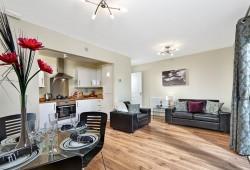 Gloucester Gate apartment