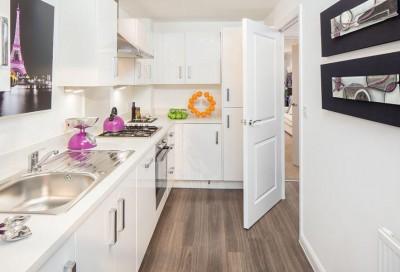 Barratt Homes Kitchens