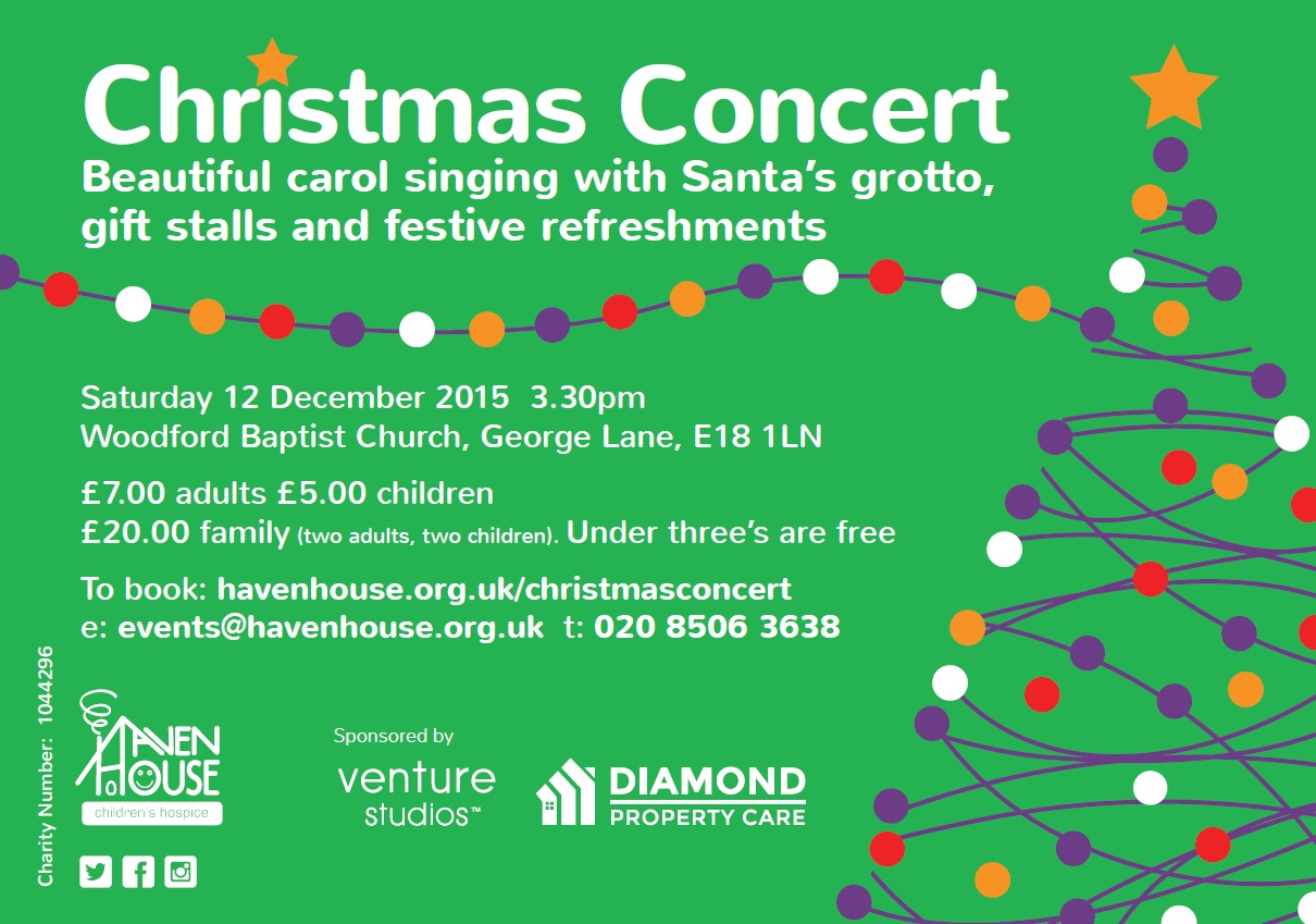 Haven House Christmas Concert 2