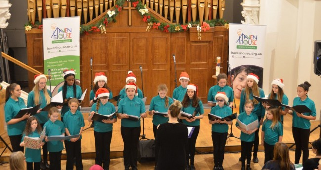 Haven House Christmas Concert