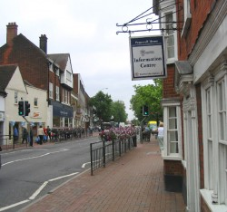 High Street Brentwood - Geograph