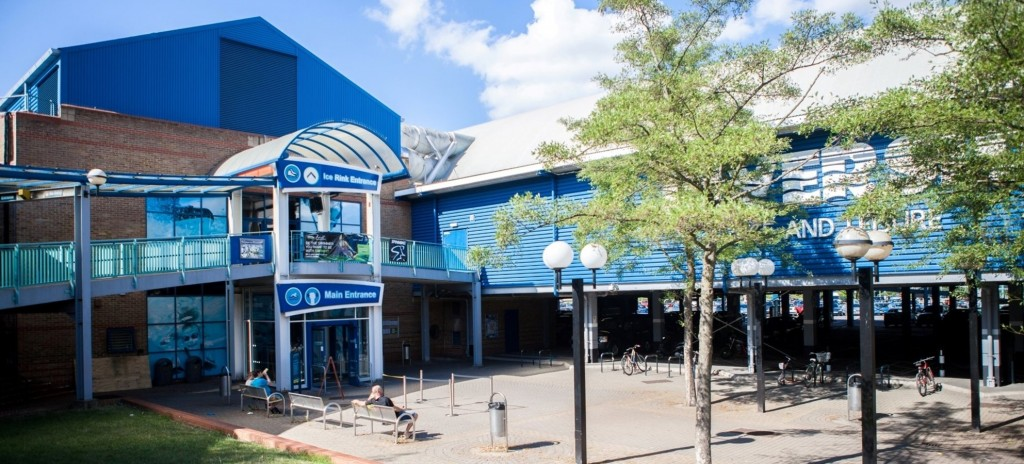 Chelmsford Riverside Ice Leisure Centre