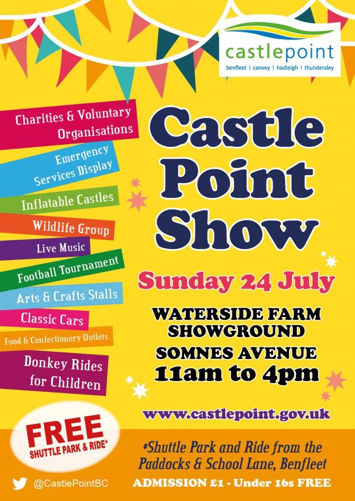 Castle Point Show poster