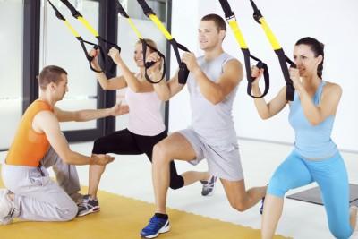 Physio2Fitness training