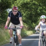 Cycle rides in Rainham Marches