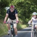 Cycle rides in Rainham Marches