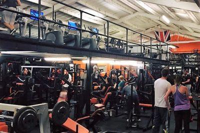 xtreme muslce gym