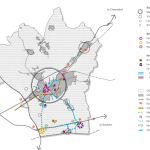 Dunton Hills Garden Village Map