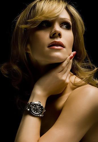 Rolex watch model