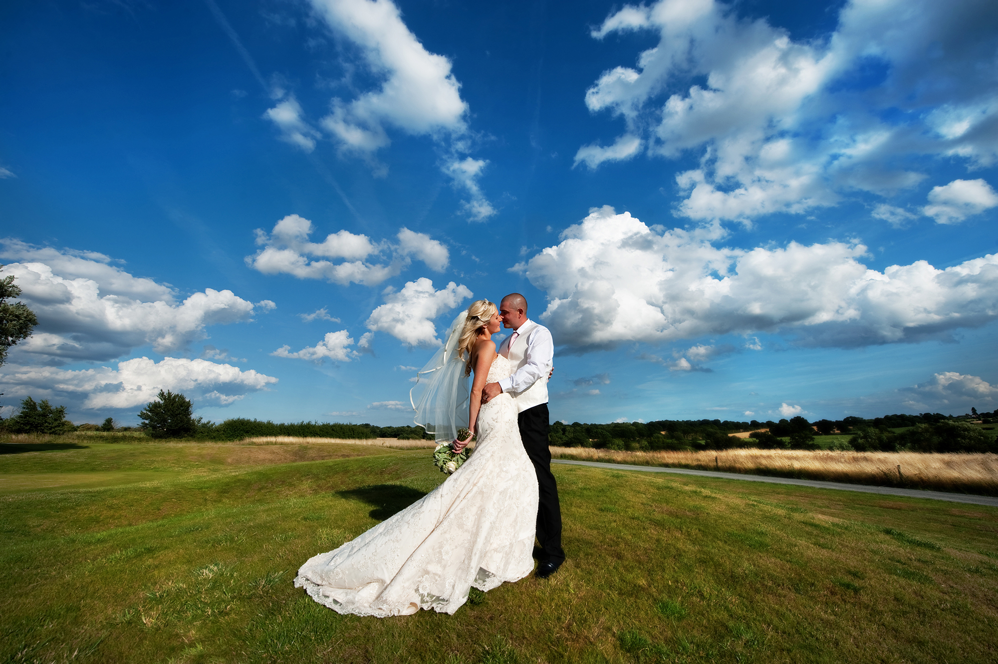 golf course wedding venue