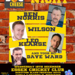 Big Cheese Comedy Night