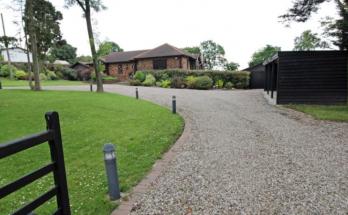 Essex driveway